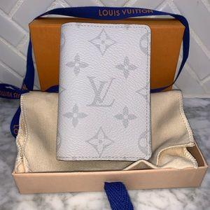 ❌SOLD❌Louis Vuitton Pocket Organiser taigarama